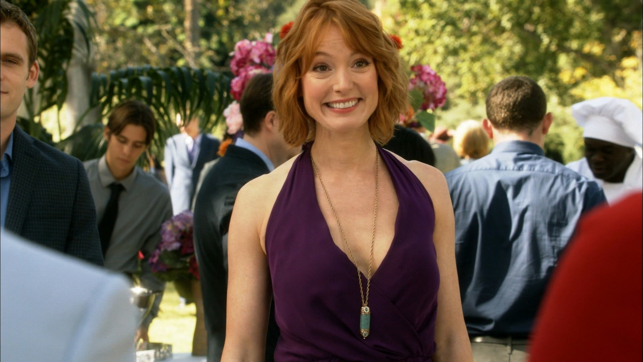 Alicia Witt topless Kristen Bell Valorie Curry and other sex and hot House of Lies 2015 S4 1080p Web 12