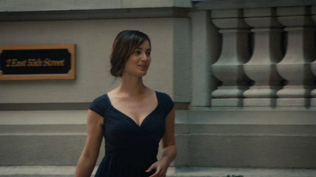 Berenice Marlohe hot and sexy 5 to 7 2014 1080p BluRay 2
