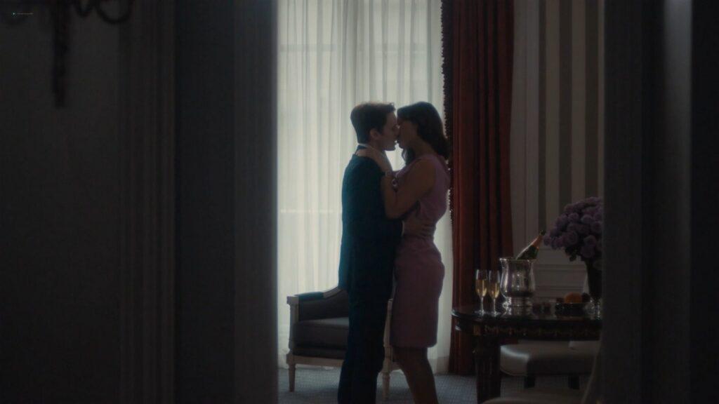 Berenice Marlohe hot and sexy 5 to 7 2014 1080p BluRay 3