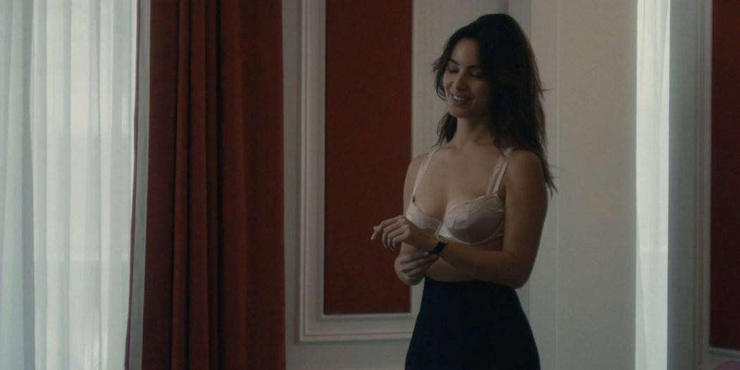 Berenice Marlohe hot and sexy 5 to 7 2014 1080p BluRay 6