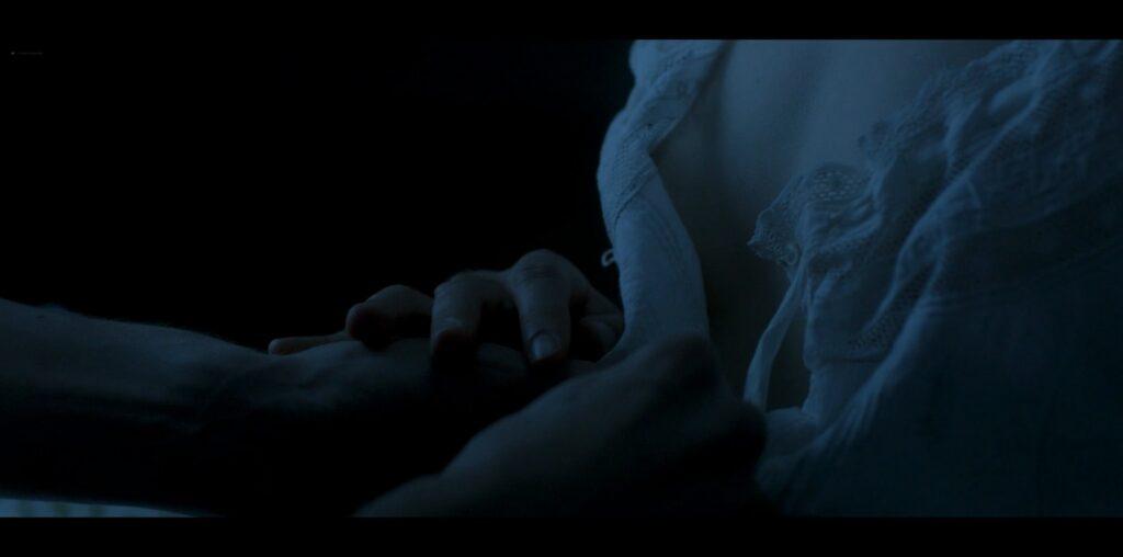 Birgitte Hjort Sorensen nude topless and sex Marie Kroyer DK 2012 1080p BluRay 4