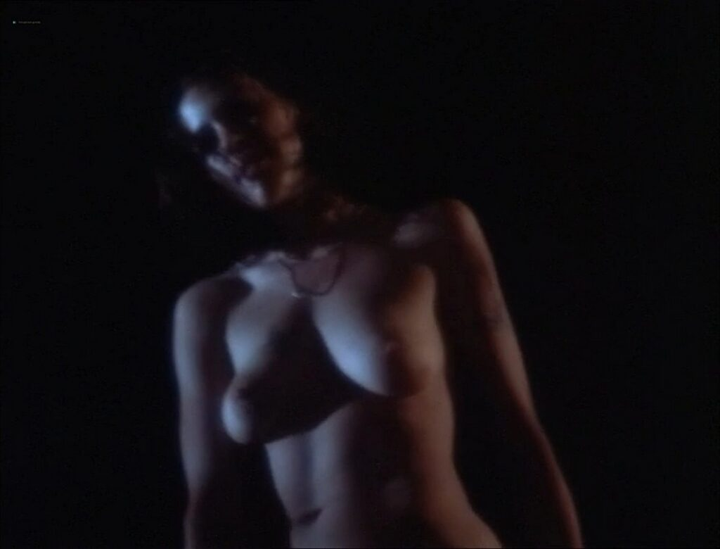 Carla Gugino nude topless butt Anna Levine and Rya Kihlstedt all nude Jaded 1998 19