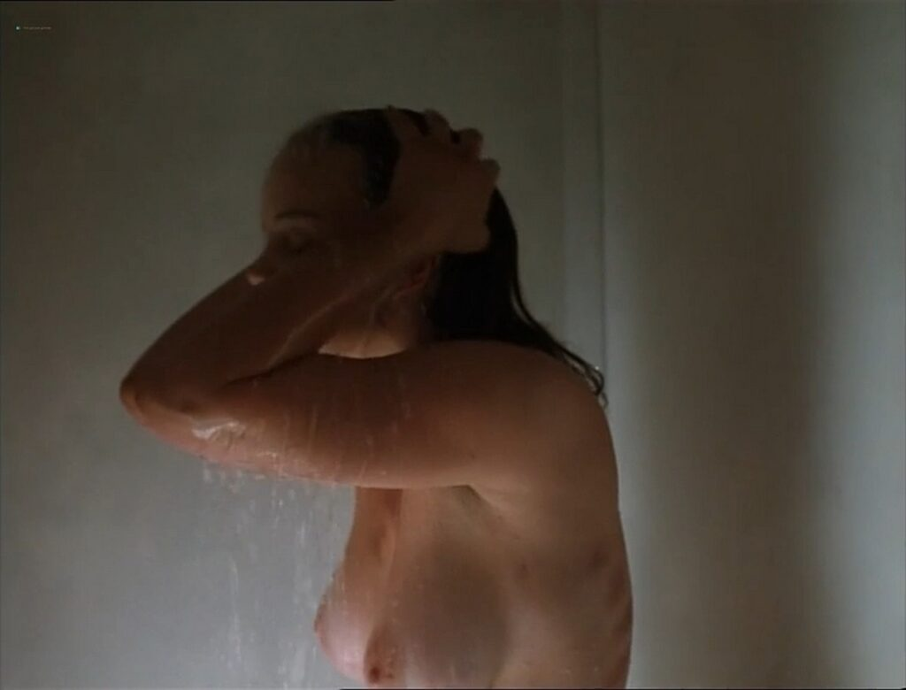 Carla Gugino nude topless butt Anna Levine and Rya Kihlstedt all nude Jaded 1998 6