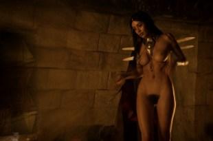 Carolina Guerra nude full frontal Da Vincis Demons 2014 S2 1080p BluRay 5