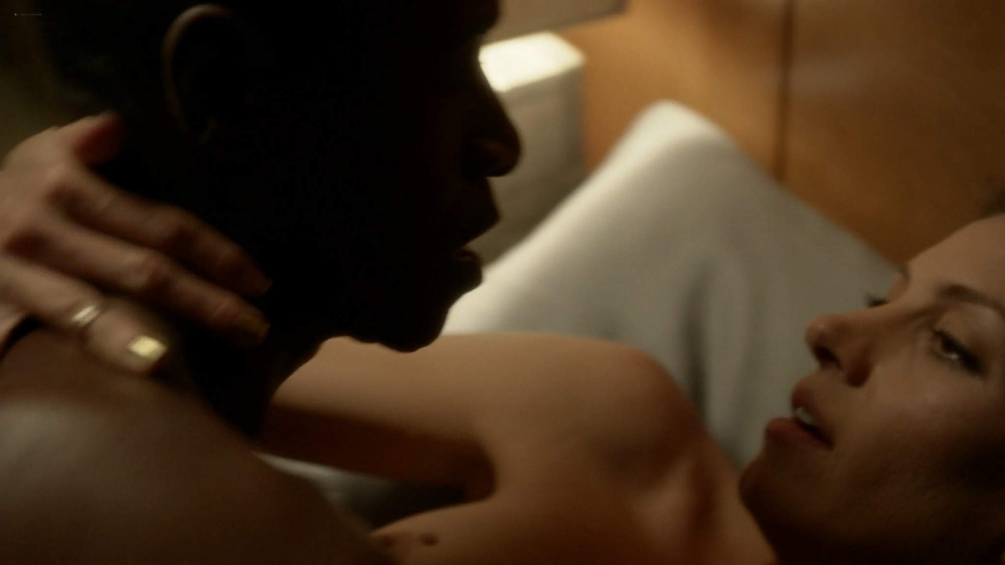 Dawn Olivieri nude sex Alice Hunter topless Jenny Slate Eliza Coupe sexy and sex House of Lies 2014 s3 1080p Web 14