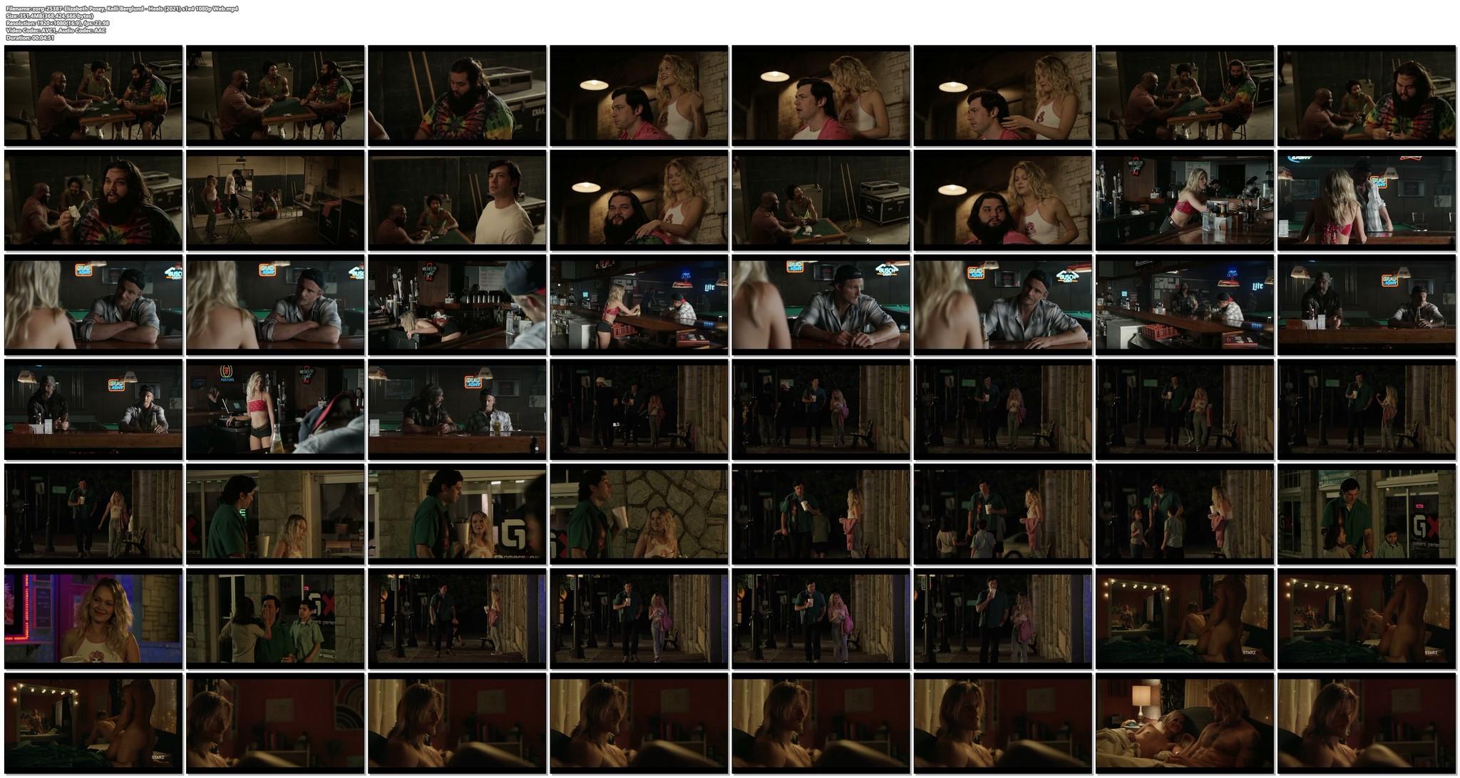 Elizabeth Posey nude s4ex doggy style Kelli Berglund sexy Heels 2021 s1e4 1080p Web 15