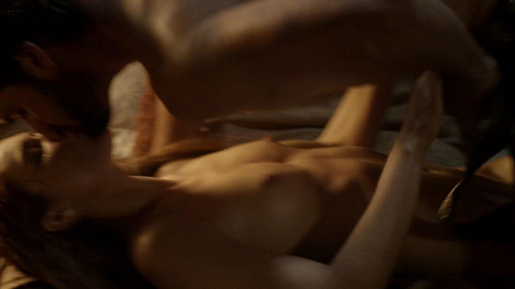 Hera Hilmar nude sex Sarah Ball nude Da Vincis Demons 2013 S1 1080p BluRay 14
