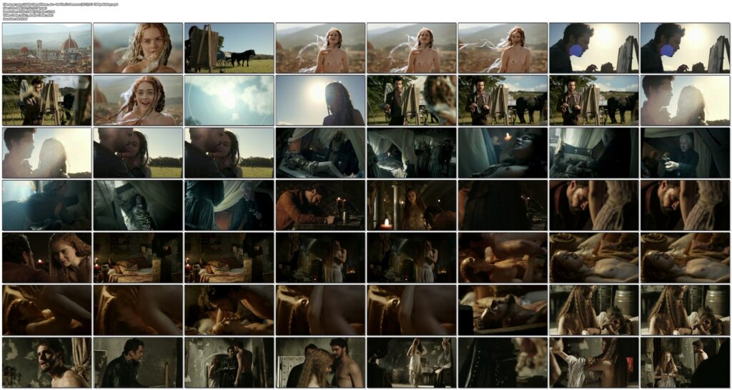 Hera Hilmar nude sex Sarah Ball nude Da Vincis Demons 2013 S1 1080p BluRay 20