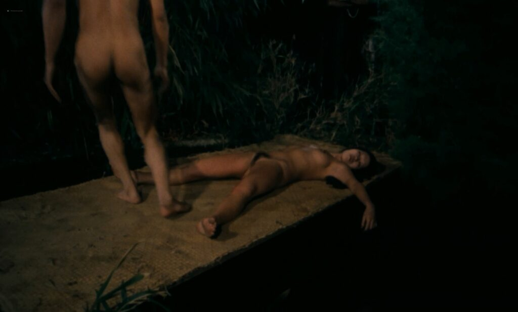 Jacqueline Kerry nude full frontal and sex Eva Quang and others nude Le jardin des supplices 1976 1080p BluRay 17