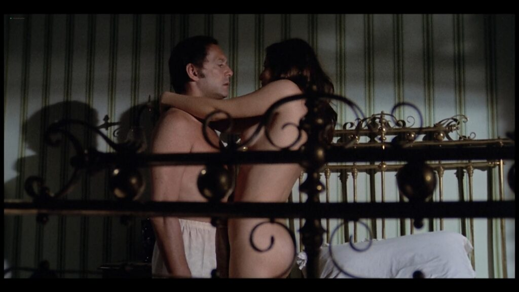 Jenny Tamburi nude bush and sex Lisa Gastoni Barbara Marzano nude La seduzione 1973 1080p BluRay 12