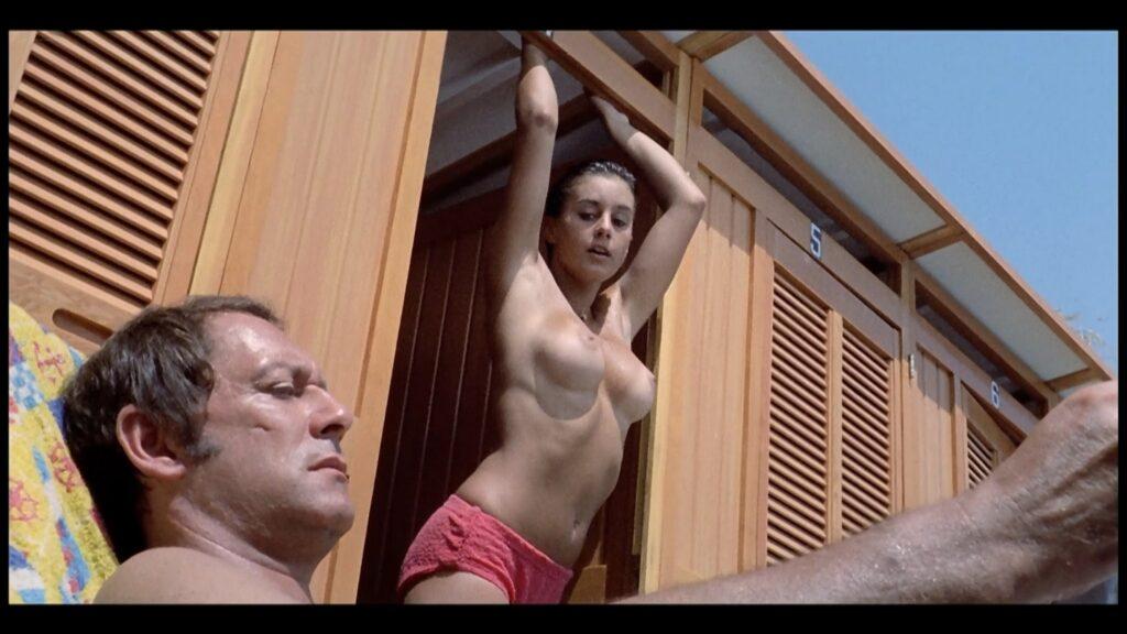 Jenny Tamburi nude bush and sex Lisa Gastoni Barbara Marzano nude La seduzione 1973 1080p BluRay 16
