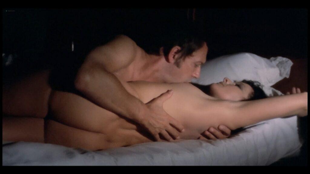 Jenny Tamburi nude bush and sex Lisa Gastoni Barbara Marzano nude La seduzione 1973 1080p BluRay 4