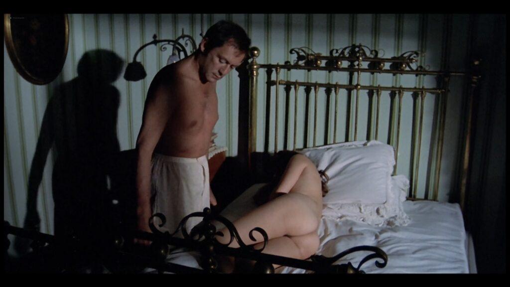 Jenny Tamburi nude bush and sex Lisa Gastoni Barbara Marzano nude La seduzione 1973 1080p BluRay 7
