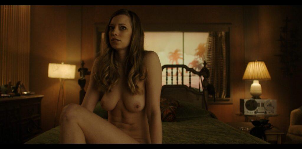 Katie Buitendyk nude toplees Damaris Lewis sex Titans 2021 s3e8 1080p Web 13