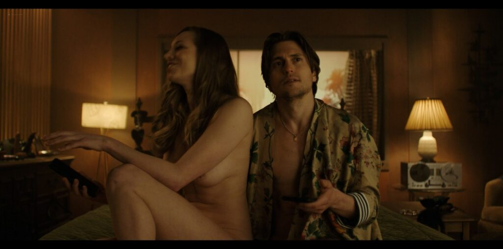 Katie Buitendyk nude toplees Damaris Lewis sex Titans 2021 s3e8 1080p Web 9