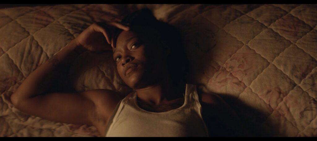 Keke Palmer nude lesbian sex with Haley Ramm Pimp 2018 1080p BluRay 2