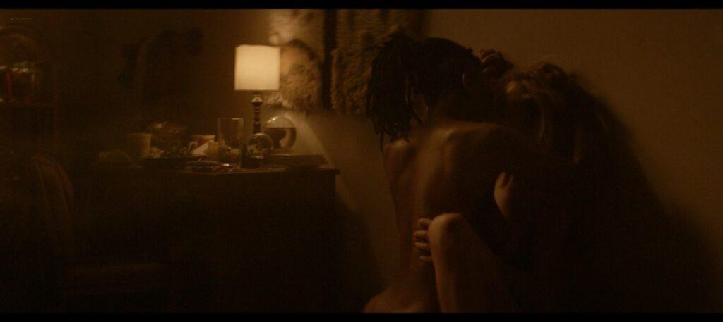 Keke Palmer nude lesbian sex with Haley Ramm Pimp 2018 1080p BluRay 6