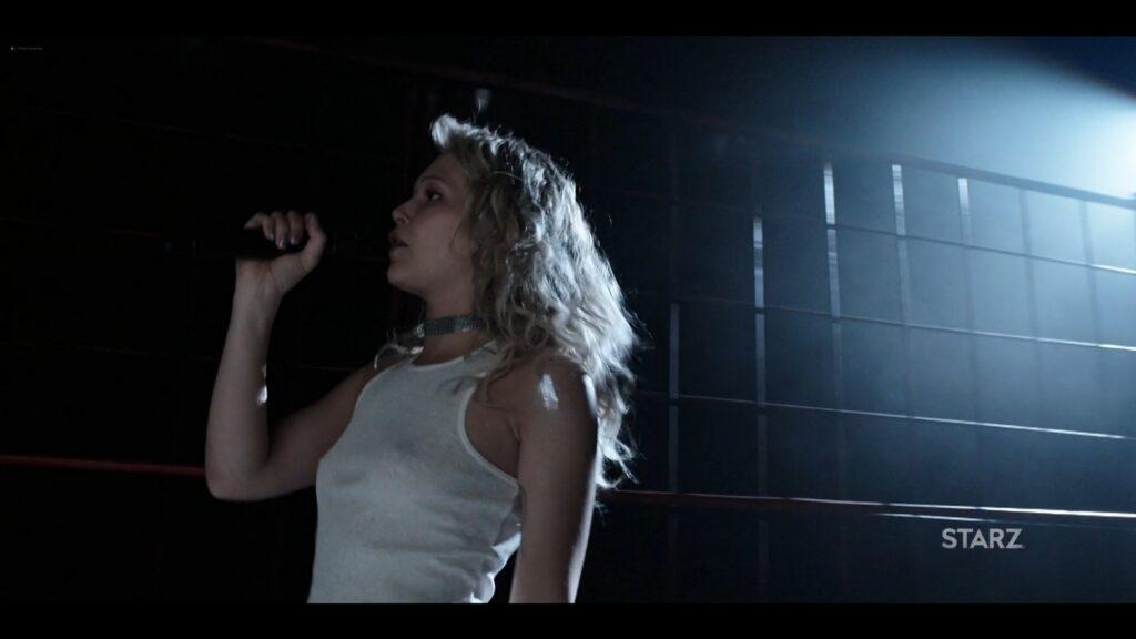 Kelli Berglund hot pokies Elizabeth Posey sexy Heels 2021 s1e5 1080p Web 3
