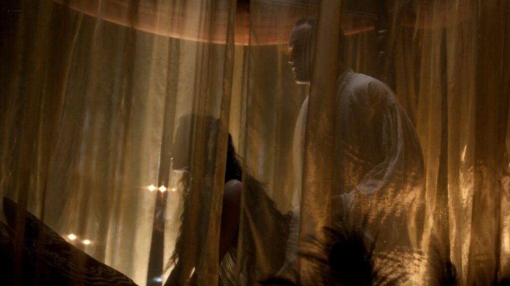 Lara Pulver nude sex Da Vincis Demons 2013 S1 1080p BluRay 7