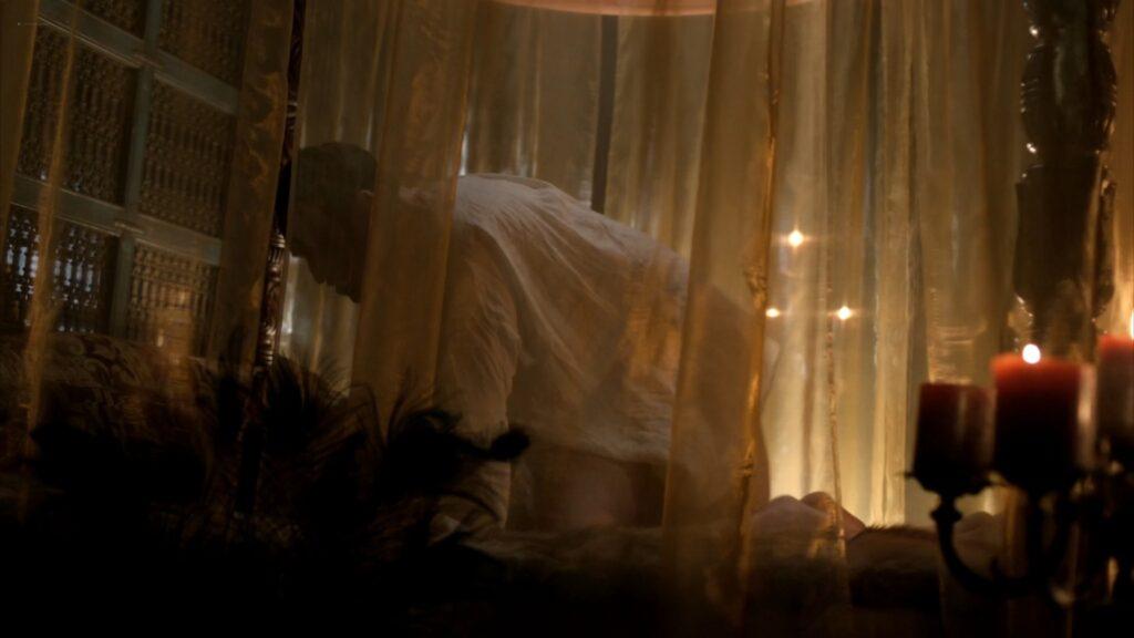 Lara Pulver nude sex Da Vincis Demons 2013 S1 1080p BluRay 9