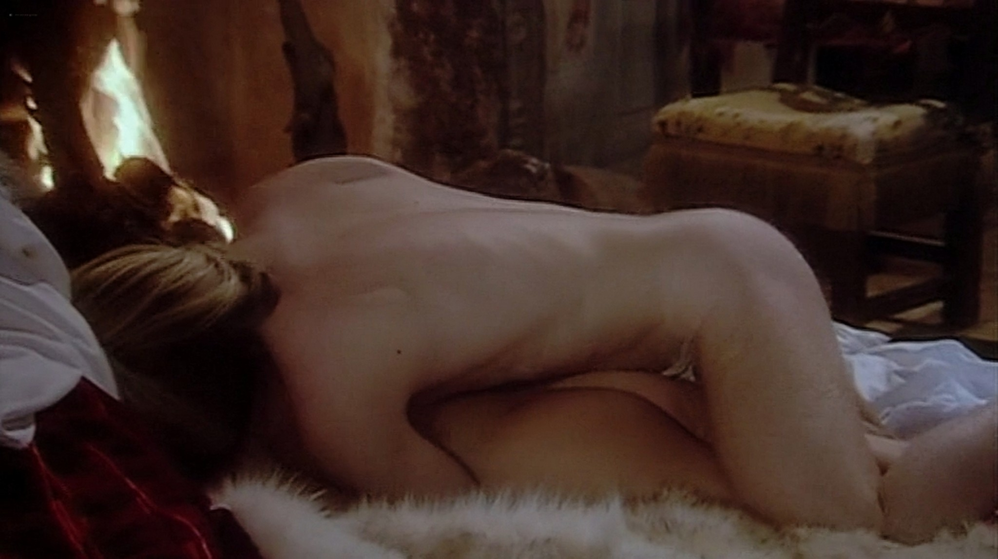 Laura Antonelli nude topless and sex Monica Guerritore nude topless and Clelia Rondinella nude lesbian sex La Venexiana 1986 DVDRip 13