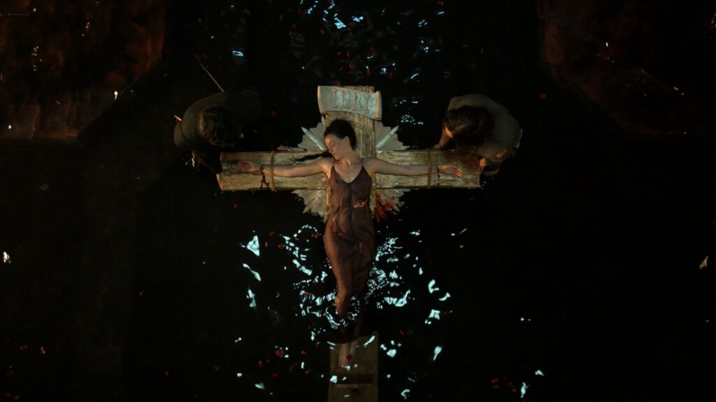 Laura Haddock nude Lara Pulver Hera Hilmar sexy others nude Da Vincis Demons 2014 S3 1080p BluRay 3