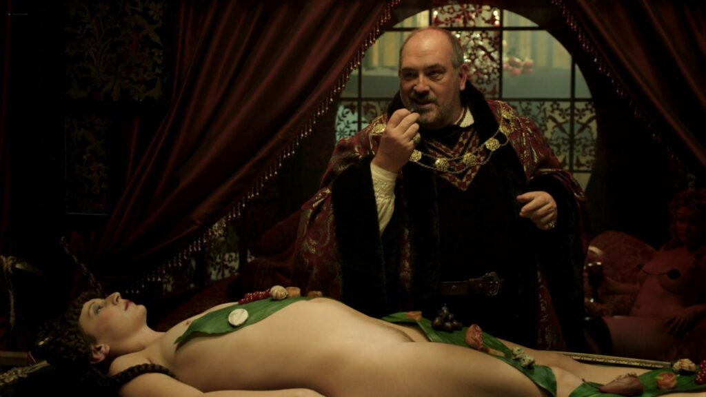 Laura Haddock nude Lara Pulver Hera Hilmar sexy others nude Da Vincis Demons 2014 S3 1080p BluRay 5