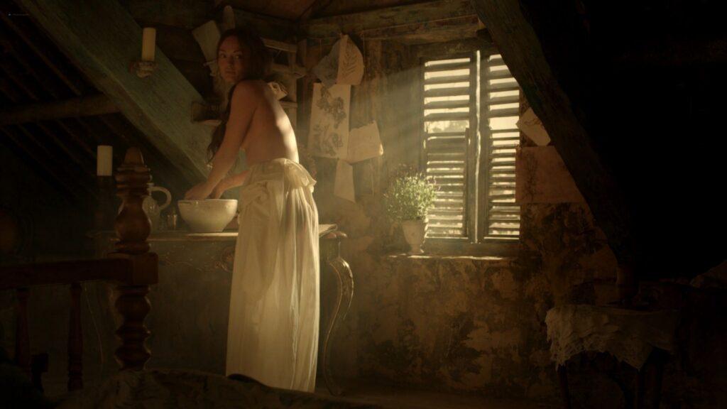 Laura Haddock nude Lara Pulver Hera Hilmar sexy others nude Da Vincis Demons 2014 S3 1080p BluRay 6