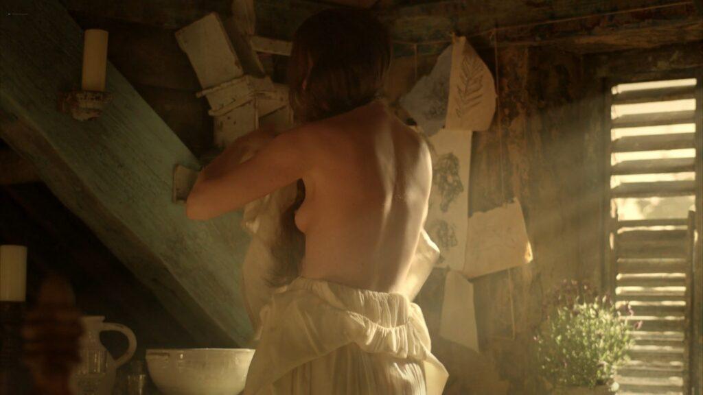 Laura Haddock nude Lara Pulver Hera Hilmar sexy others nude Da Vincis Demons 2014 S3 1080p BluRay 7