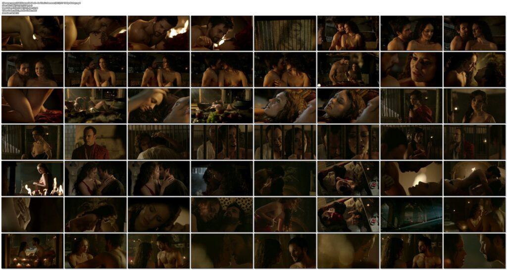 Laura Haddock nude full frontal bush and sex Da Vincis Demons 2013 S1 1080p BluRay 21