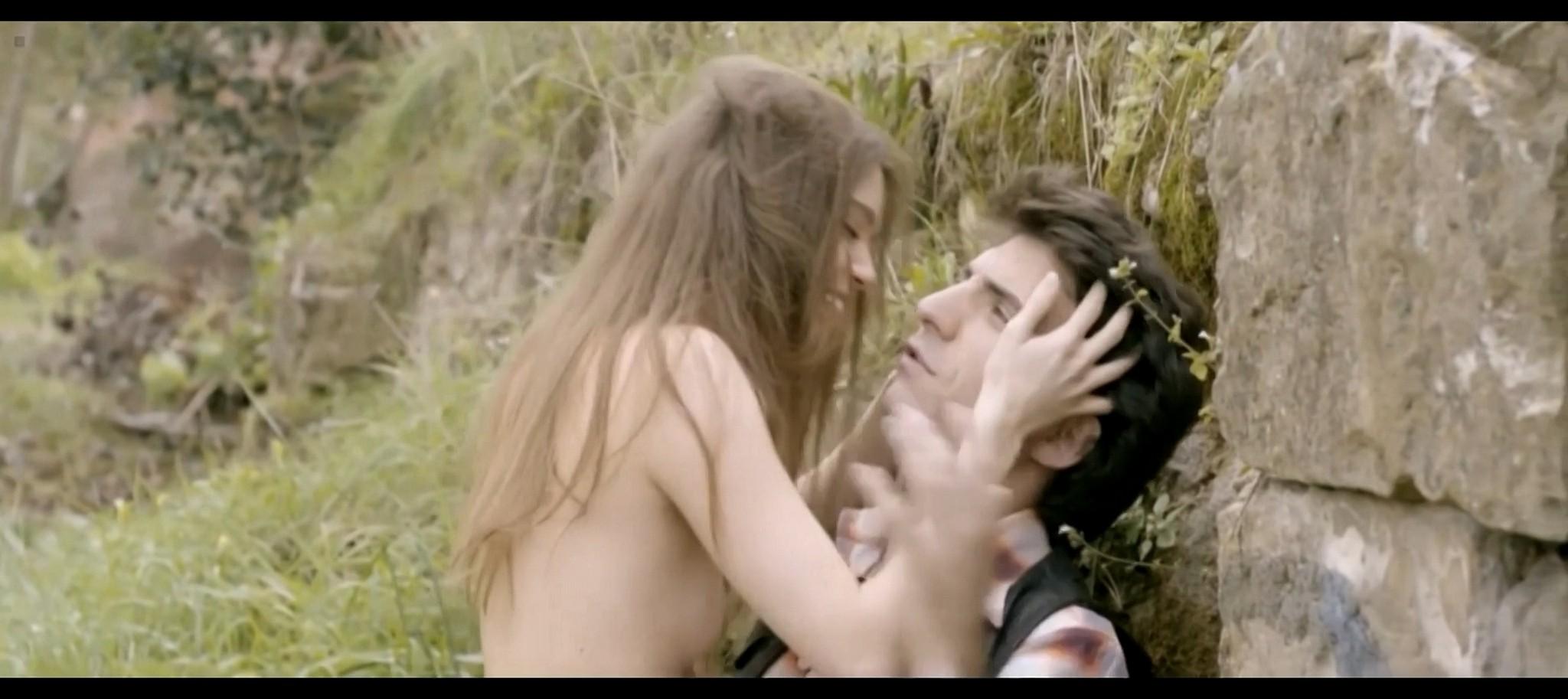 Matilda Anna Ingrid Lutz nude topless L Universale IT 2016 HD 1080p Web 2