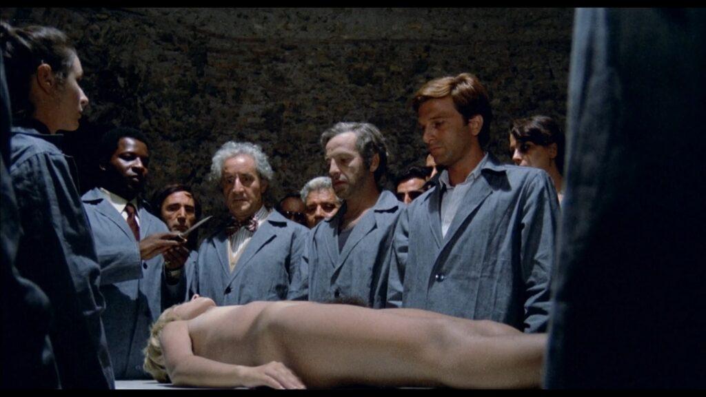 Mimsy Farmer nude bush boobs and some sex Il Profumo della Signora in Nero IT 1974 HD 1080p BluRay 15