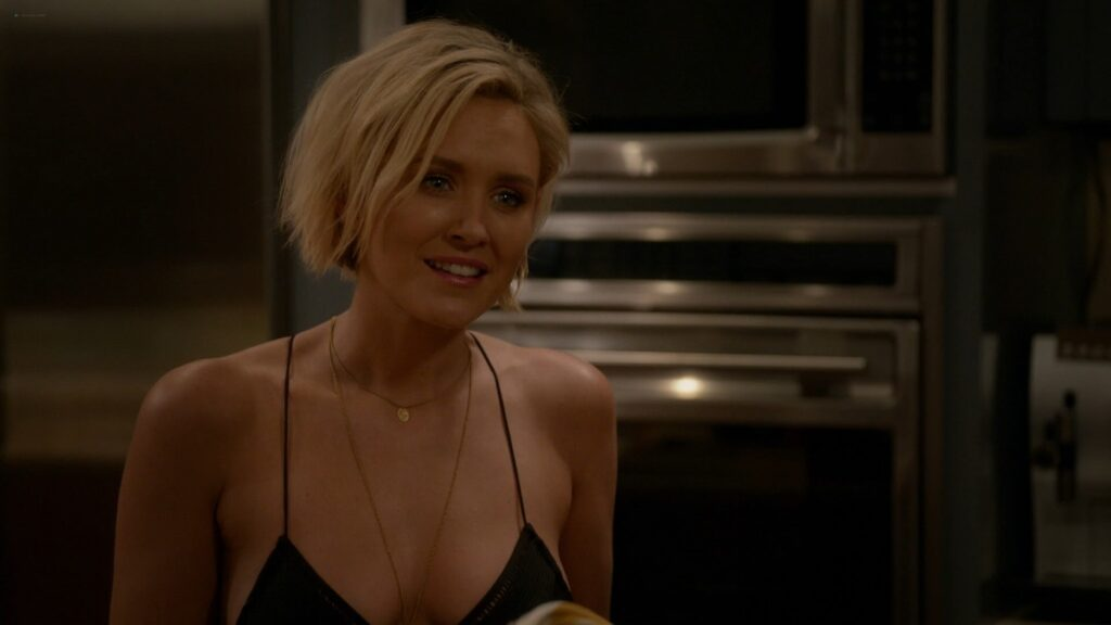 Nicky Whelan nude sex Kristen Bell Dawn Olivieri and others nude and sexy House of Lies 2016 S5 1080p Web 3