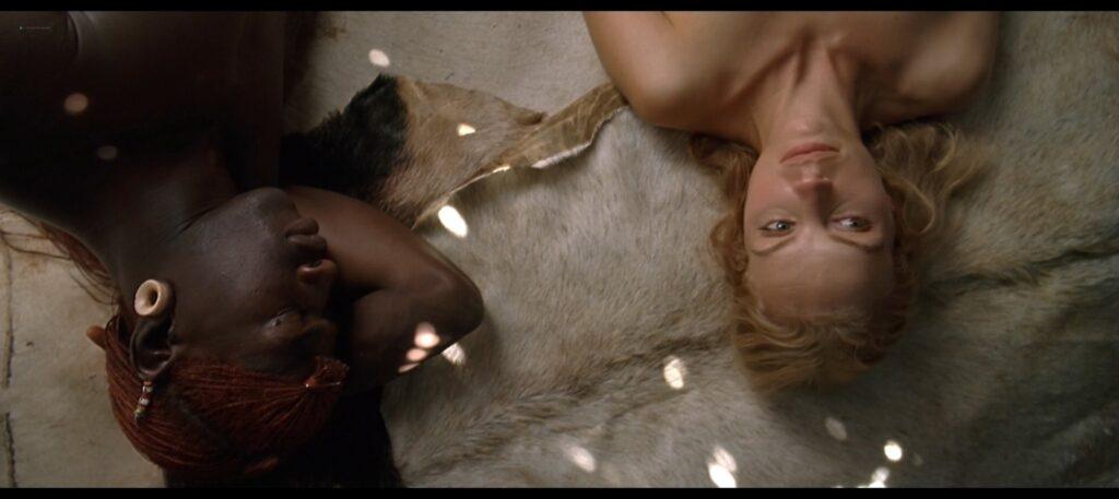 Nina Hoss nude and sex Die Weisse Massai DE 2005 1080p BluRay 11