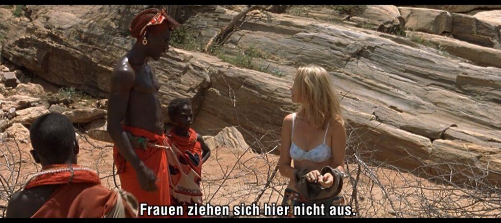 Nina Hoss nude and sex Die Weisse Massai DE 2005 1080p BluRay 5
