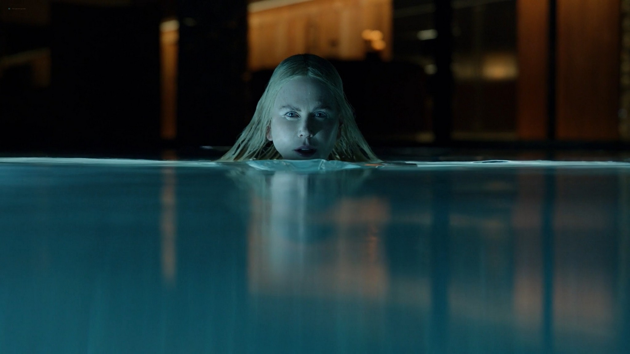 Samara Weaving hot sex Nicole Kidman and others sexy Nine Perfect Strangers 2021 s1e5 1080p