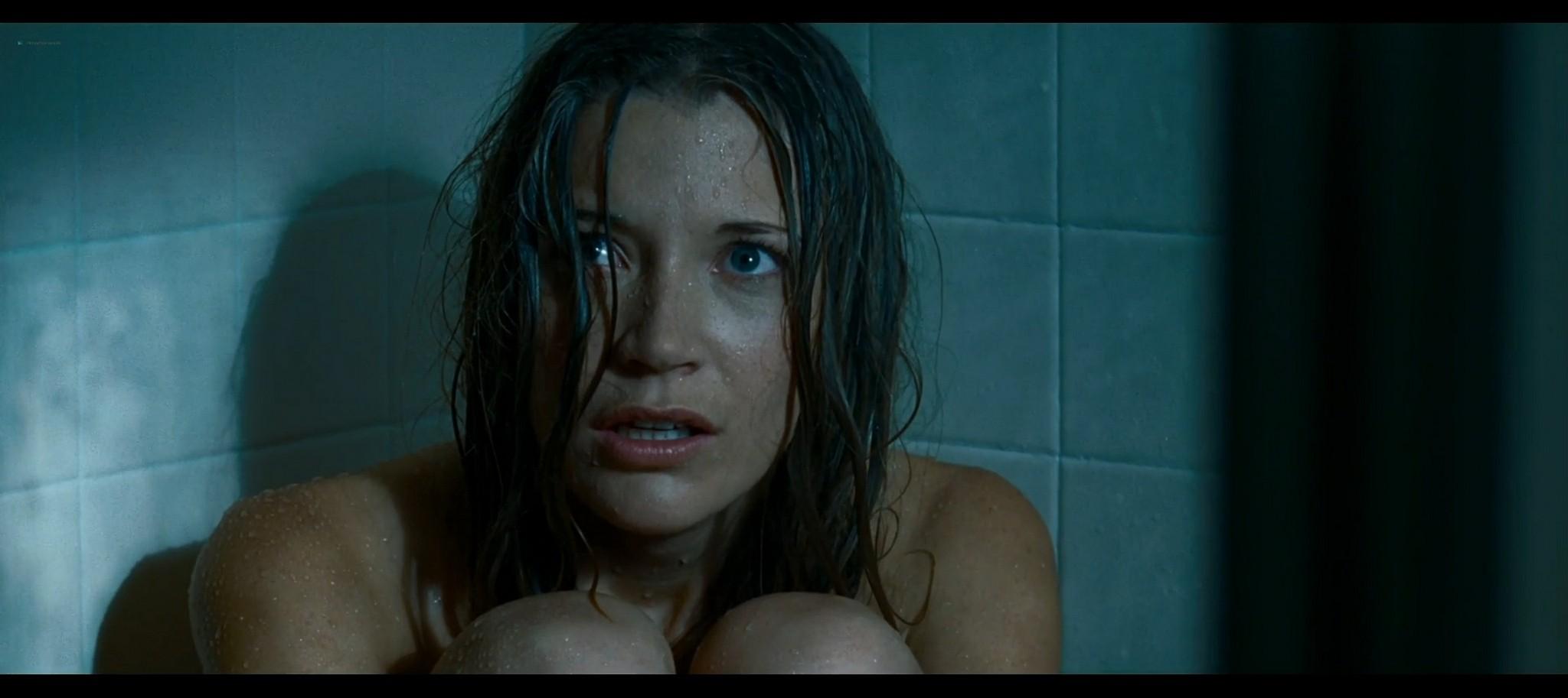 Sarah Roemer nude in the shower Asylum 2008 HD 1080p Web 12
