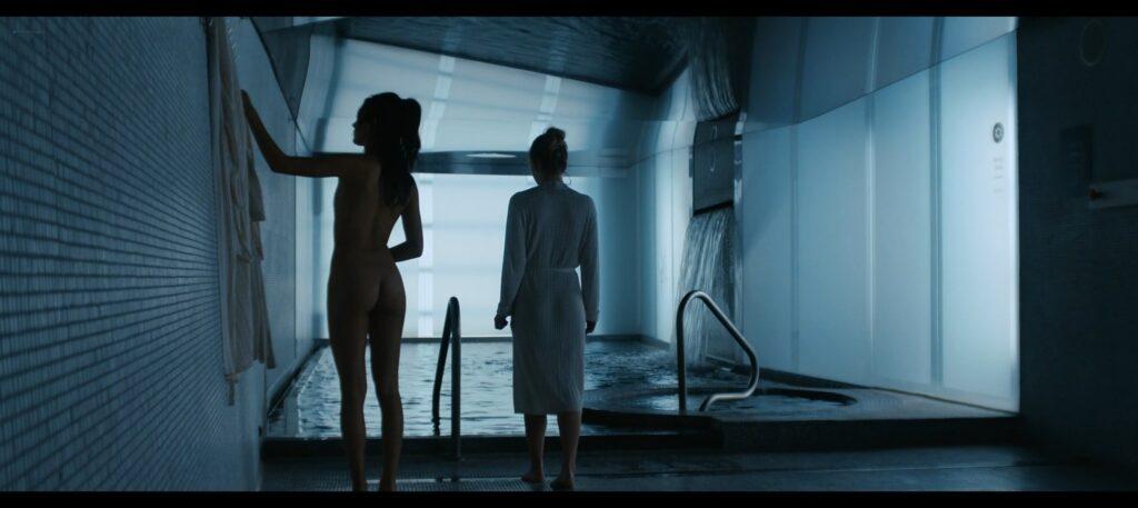 Sydney Sweeney nude hot sex Natasha Liu Bordizzo and others nude sex too The Voyeurs 2021 1080p Web 16