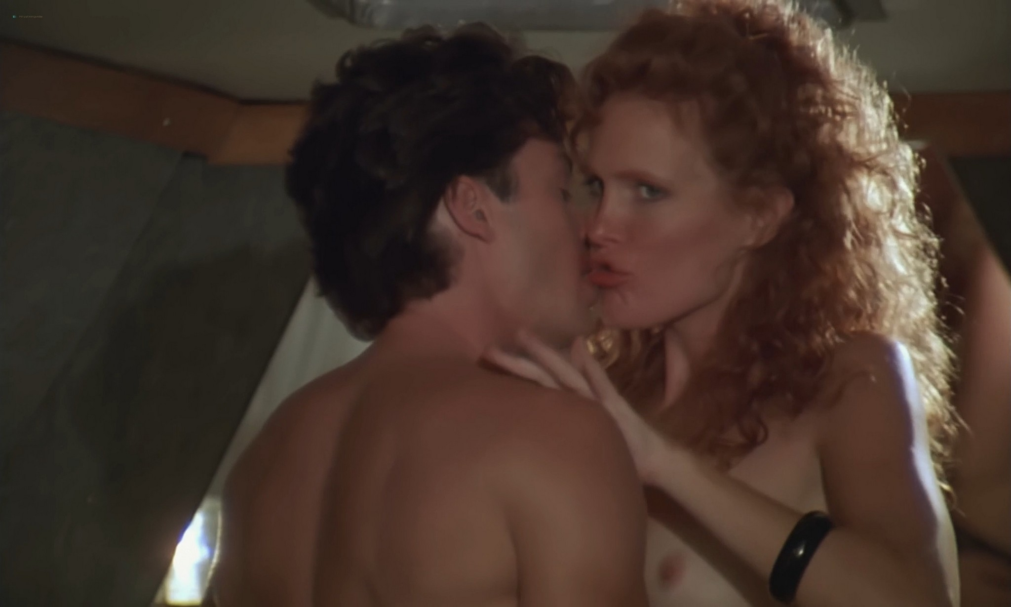 Victoria Prouty nude and sex in the shower American Rickshaw 1989 1080p BluRay 5