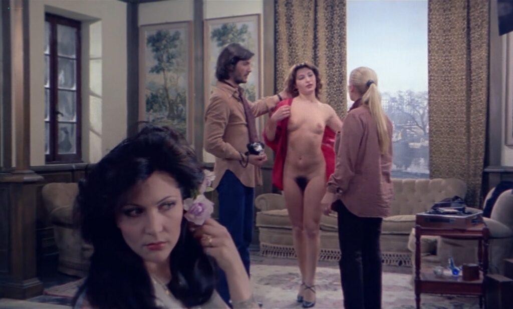 Anna Maria Rizzoli nude fill frontal Patrizia Webley labia others nude and sex Play Motel 1979 1080p BluRay 18