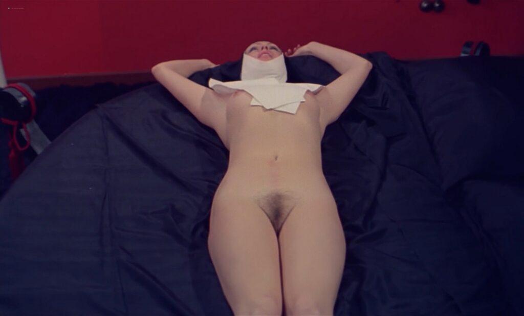 Anna Maria Rizzoli nude fill frontal Patrizia Webley labia others nude and sex Play Motel 1979 1080p BluRay 3