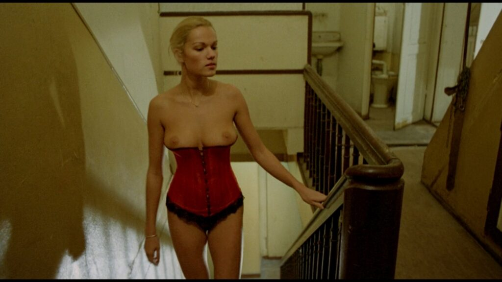 Brigitte Lahaie nude full frontal Karine Gambier nude labia others nudee too Caged Women 1980 1080p BluRay 3
