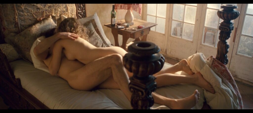 Capucine Delaby nude topless and sex Gerry 2011 HD 1080p 11