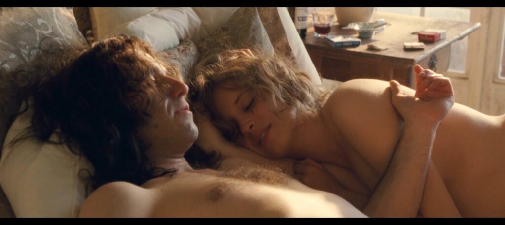 Capucine Delaby nude topless and sex Gerry 2011 HD 1080p 5