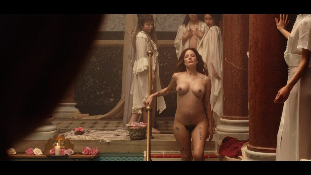 Halsey nude full frontal butt and topless If I Cant Have Love I Want Power 2021 1080p Web 12