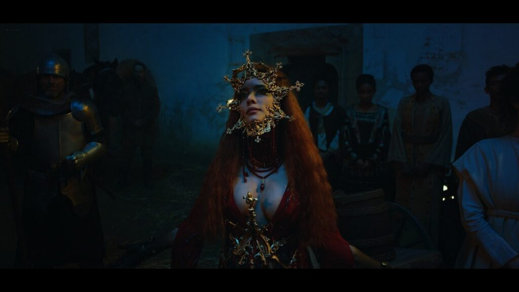Halsey nude full frontal butt and topless If I Cant Have Love I Want Power 2021 1080p Web 19