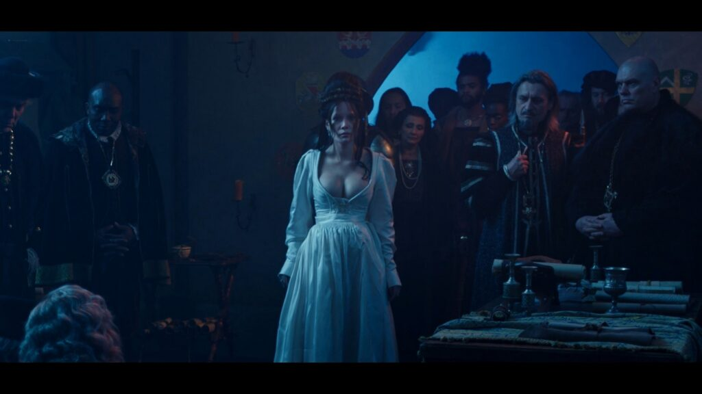 Halsey nude full frontal butt and topless If I Cant Have Love I Want Power 2021 1080p Web 2