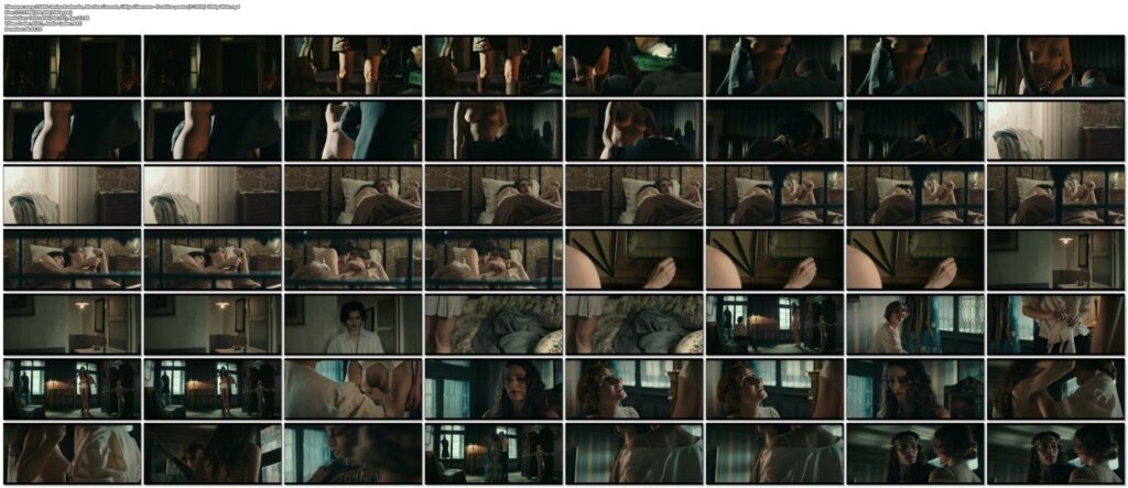 Janina Rudenska nude full frontall Martina Limonta Lidiya Liberman nude too Il cattivo poeta IT 2020 1080p Web 15