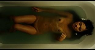 Nammi Le nude topless in the tub Careless Love 2012 1080p Web 12