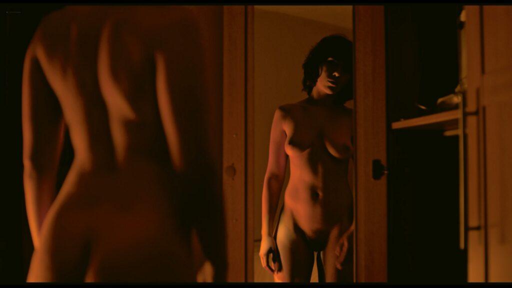 Scarlett Johansson nude full frontal Lynsey Taylor Mackay nude Under the Skin 2013 UHD 2160p 21